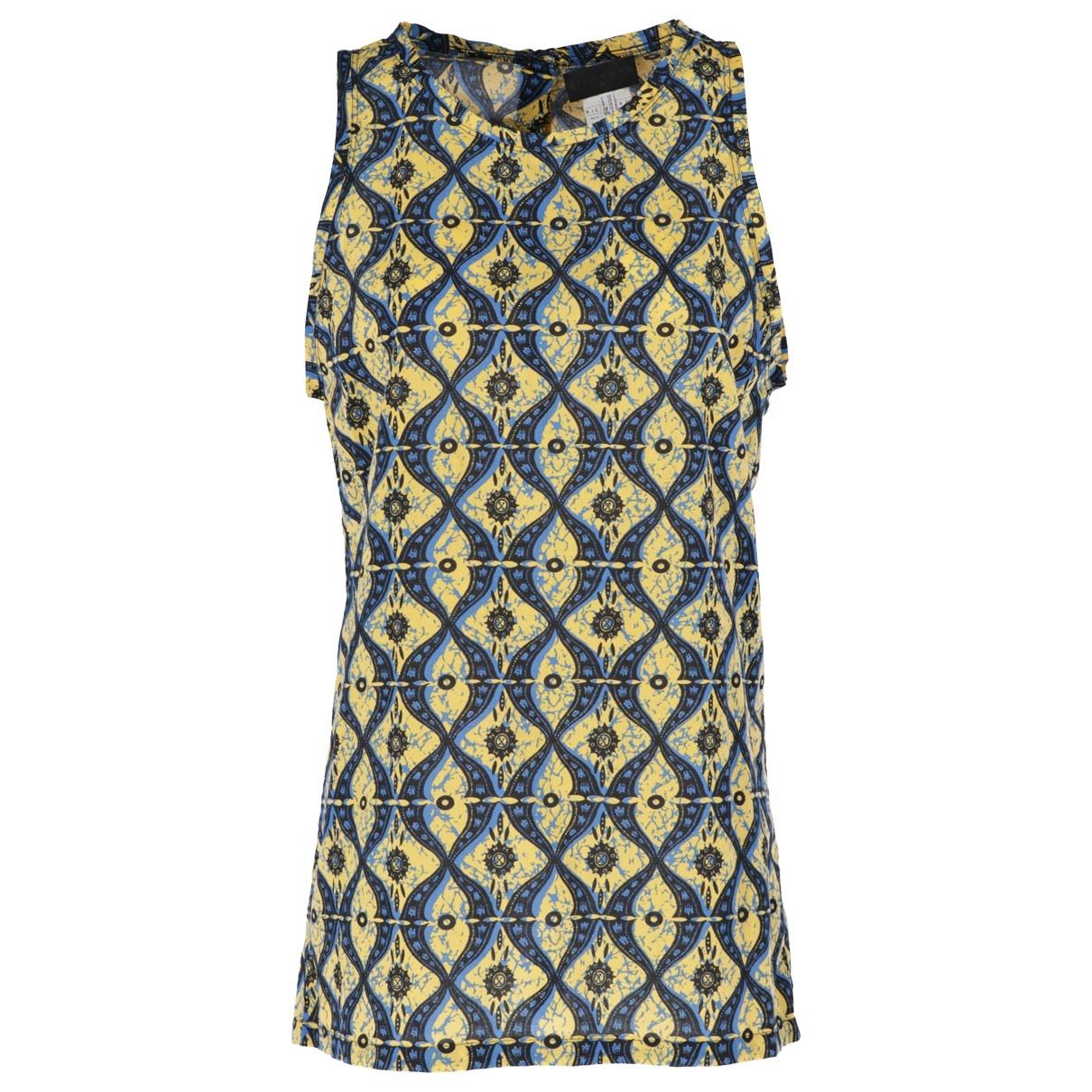 John Richmond \N Multicolour Cotton  top for Women 42 IT