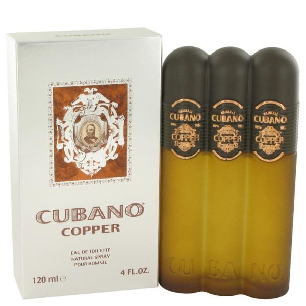 Cubano Copper - Cubano Eau de Toilette Spray 120 ML
