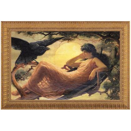 DA1331 22X17 The Night Raven