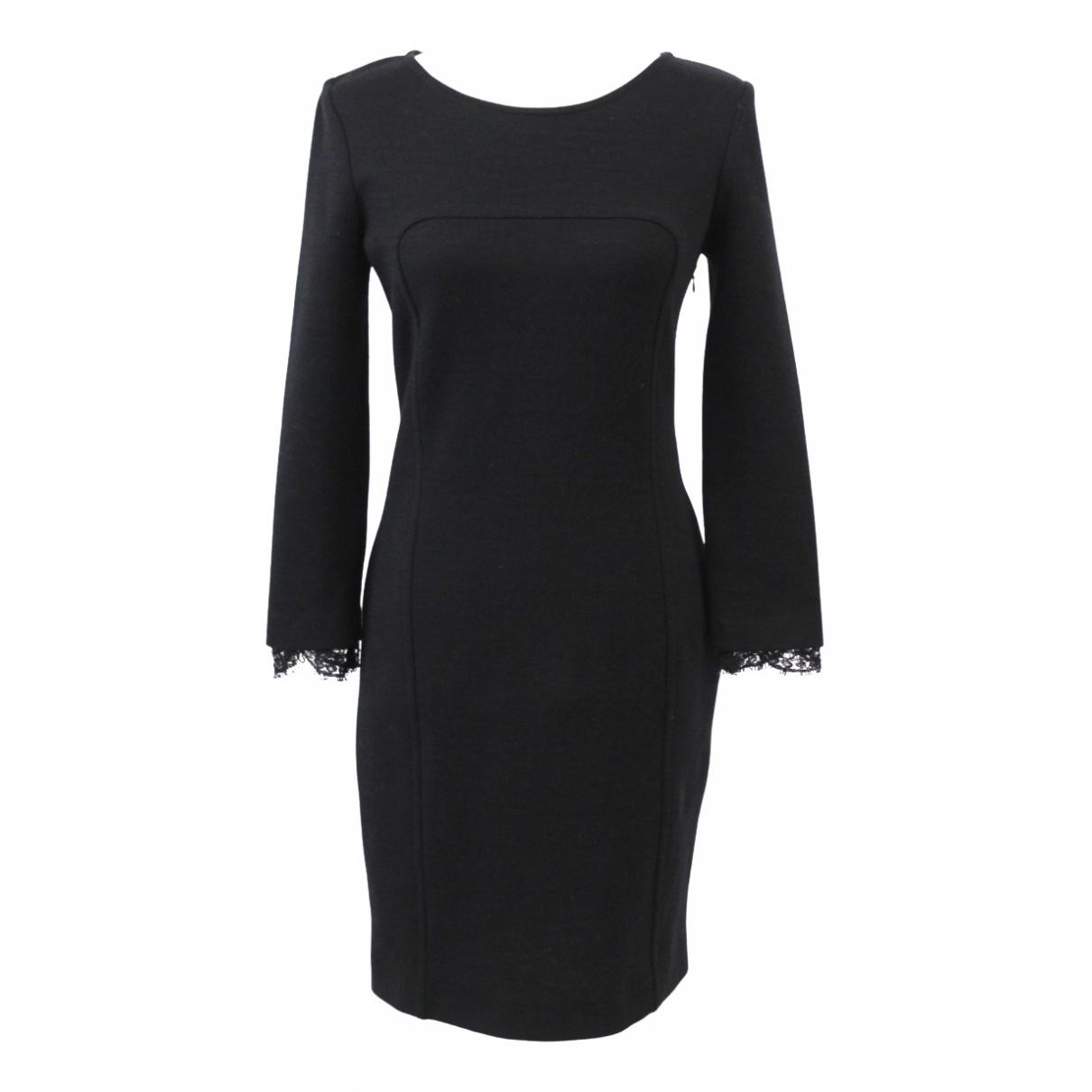 Emilio Pucci - Robe   pour femme en laine - noir