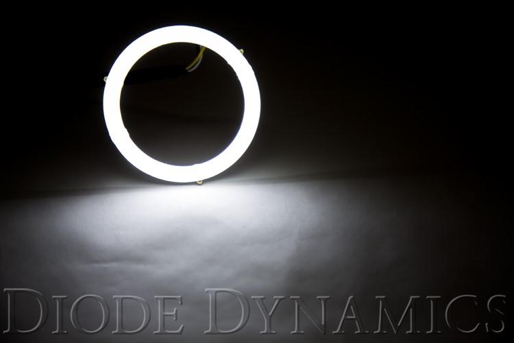 Diode Dynamics DD2073S Halo Lights LED 80mm White Single