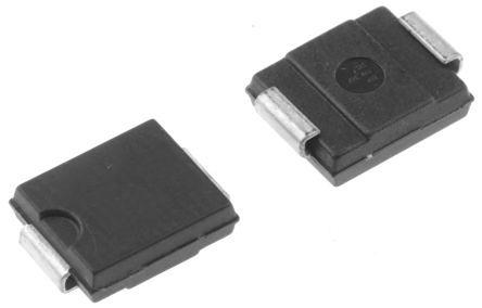 STMicroelectronics , 18V Zener Diode 1.5 kW SMT 2-Pin DO-214AB (SMC) (2500)
