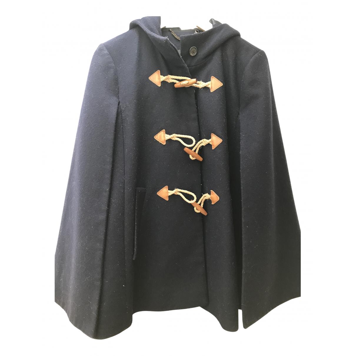 J.crew \N Navy Wool jacket for Women XS International