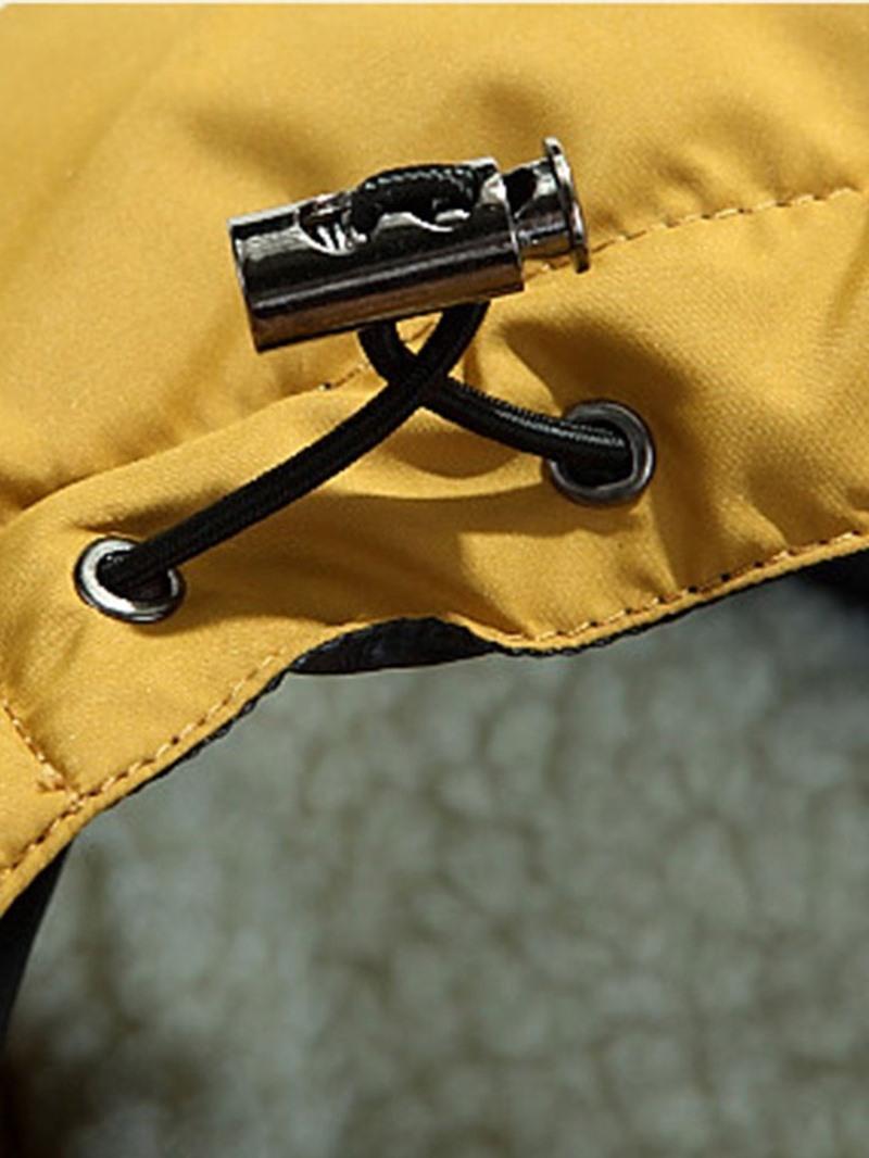 Ericdress Standard Hooded Zipper Casual Down Jacket