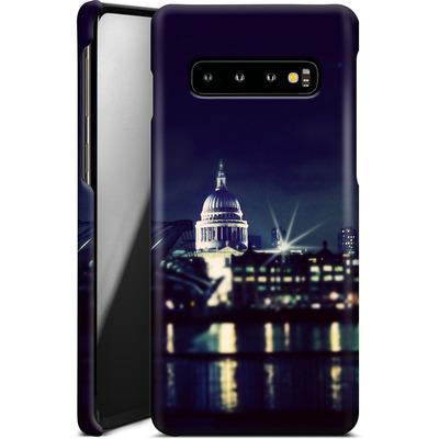 Samsung Galaxy S10 Smartphone Huelle - Thames von Ronya Galka