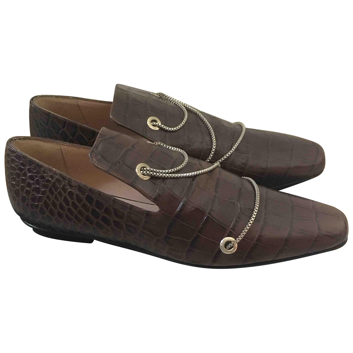 Mocasines de Cuero Carel