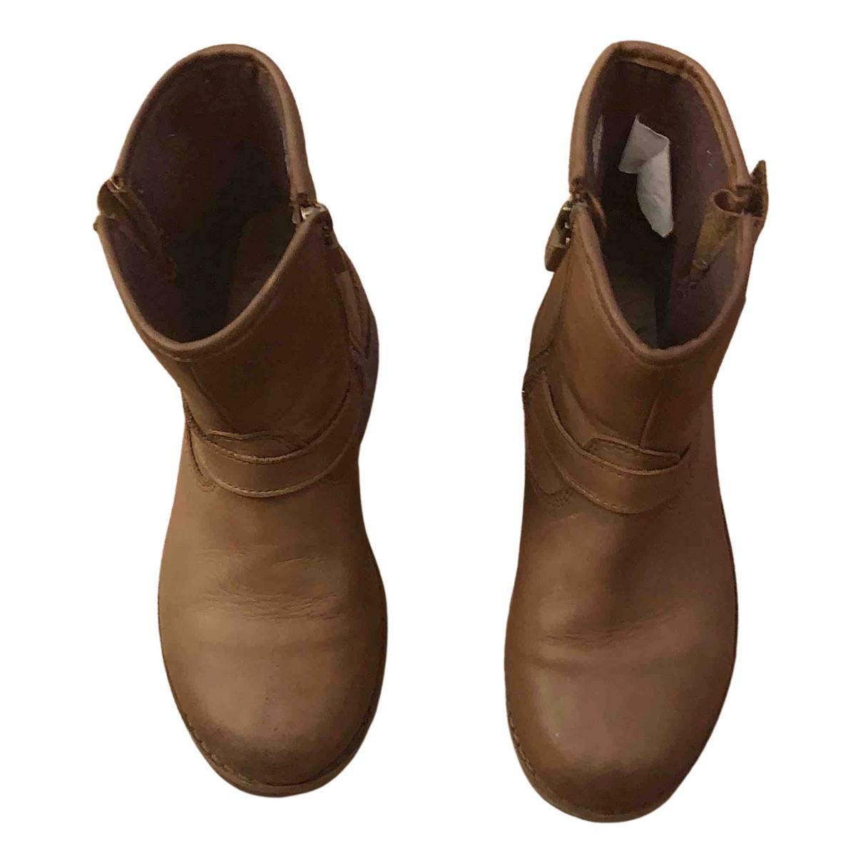 Botas de Cuero Ugg
