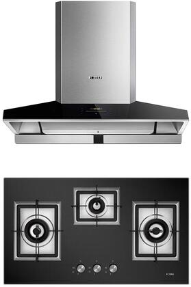 2 Piece Kitchen Appliances Package with GAG86309 34