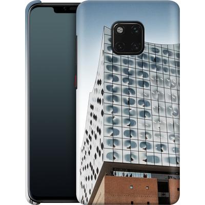 Huawei Mate 20 Pro Smartphone Huelle - Elbphilharmonie von caseable Designs