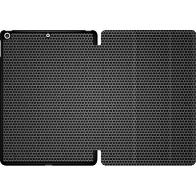 Apple iPad 9.7 (2017) Tablet Smart Case - Carbon II von caseable Designs