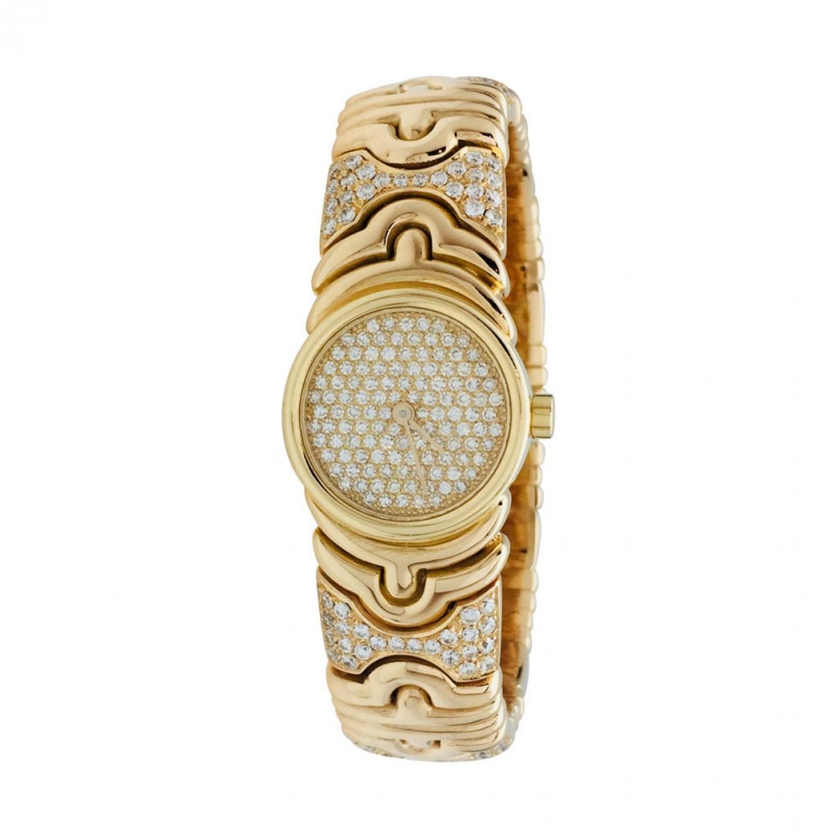 Reloj de Oro amarillo Bvlgari