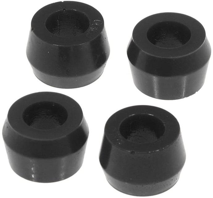 Prothane 19-916-BL Universal Shock Bushings - Small Hourglass - 3/4 ID - Black