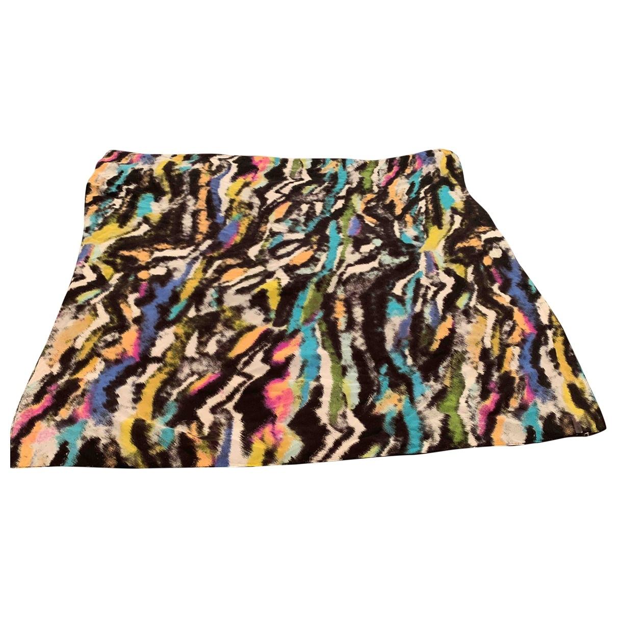 Matthew Williamson For H&m - Foulard   pour femme en soie - multicolore