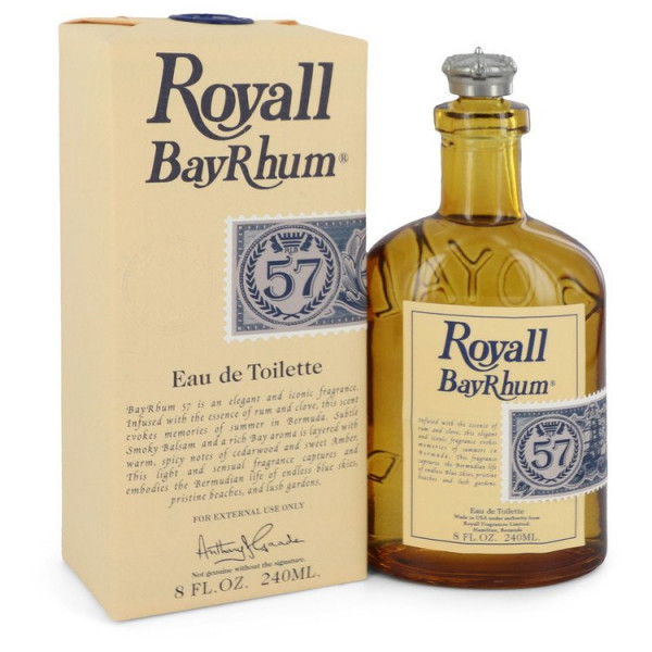 Royall Bay Rhum 57 - Royall Fragrances Eau de toilette 240 ml