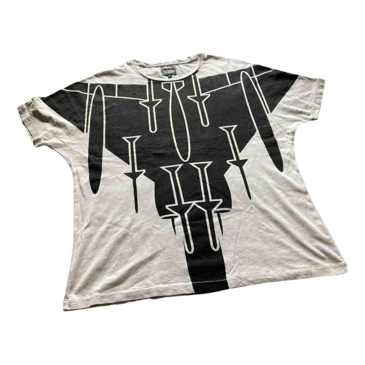 Christopher Raeburn \N White Cotton T-shirts for Men XL International
