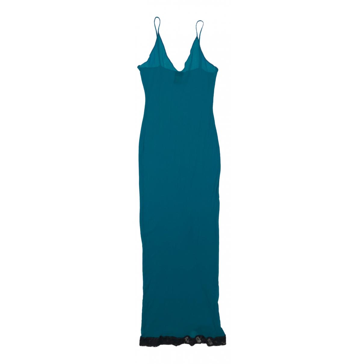 Jean Paul Gaultier - Robe   pour femme - bleu
