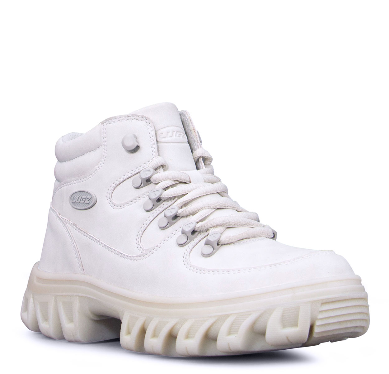 Women's Zoya Chukka Boot (Choose Your Color: IVORY/MILK, Choose Your Size: 7.5)
