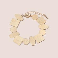 Geometric Decor Bracelet