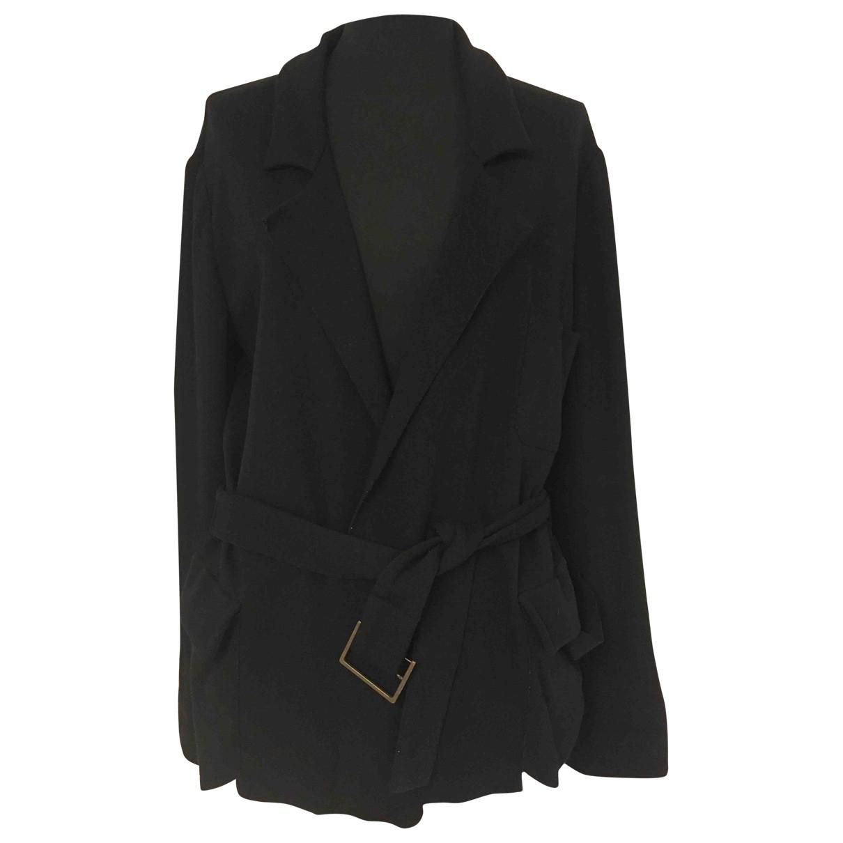 Lanvin - Veste   pour femme en cachemire - noir
