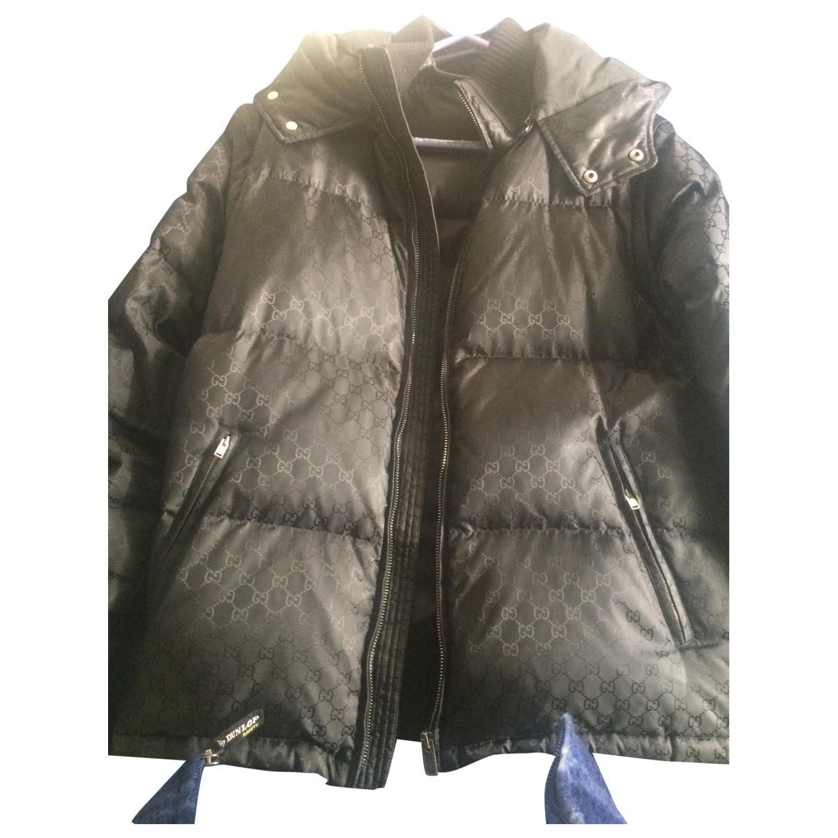 Gucci - Manteau   pour homme - noir