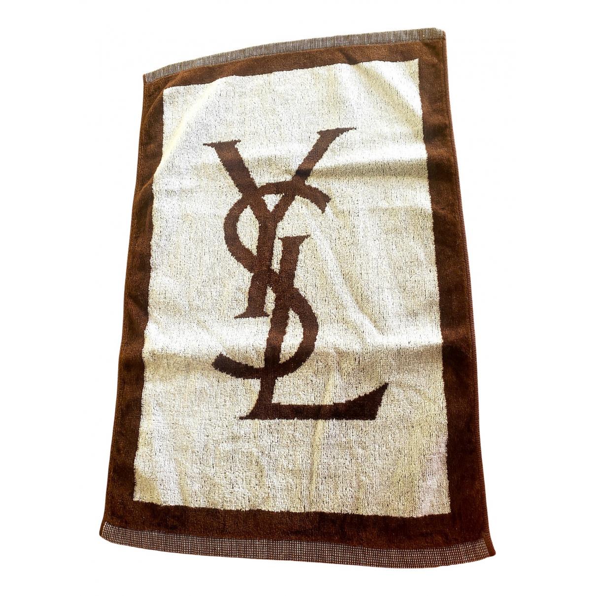 Textil de hogar de Lona Yves Saint Laurent