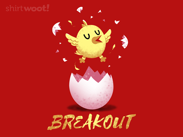 Spring Breakout T Shirt