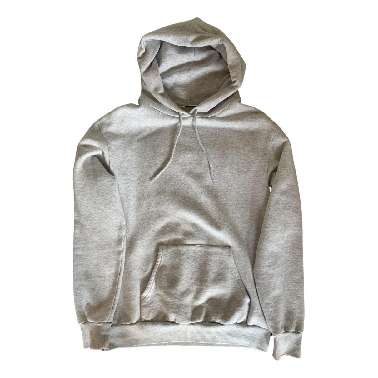 Balenciaga N Grey Cotton Knitwear for Women M International
