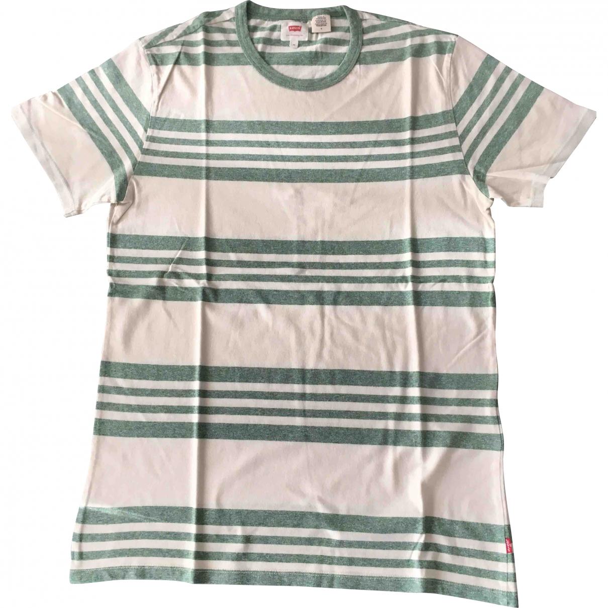 Levis \N T-Shirts in  Ecru Baumwolle