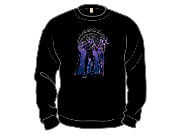 Dark Skeleton T Shirt
