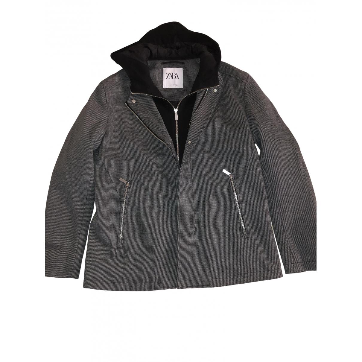 Zara \N Anthracite jacket  for Men L International