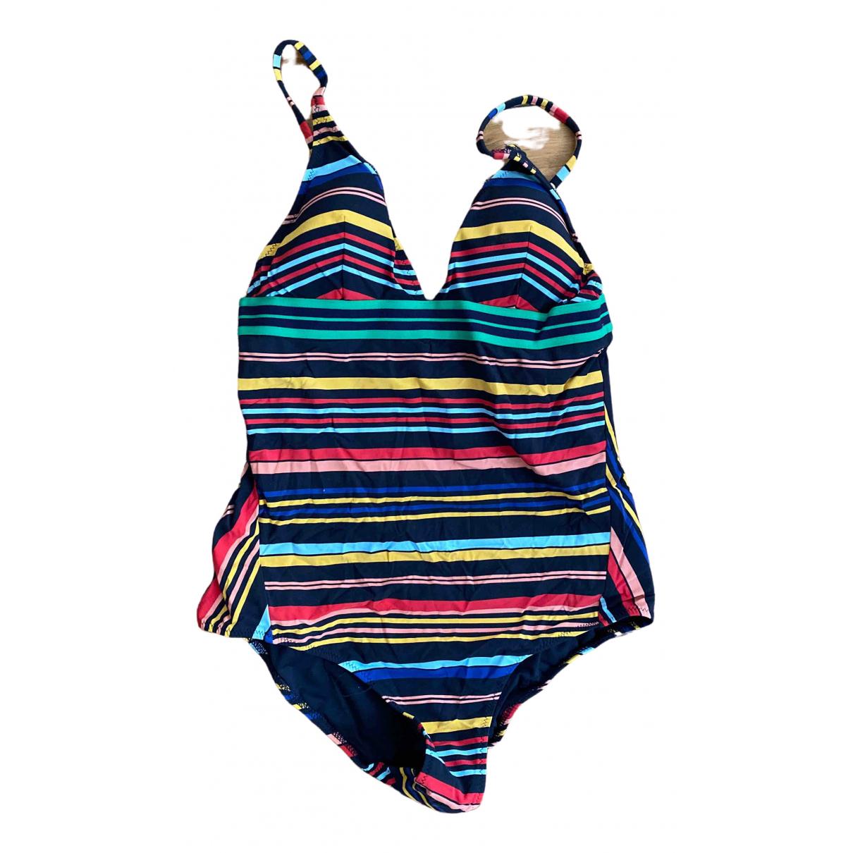 Stella Mccartney - Bain   pour femme en coton - elasthane - multicolore