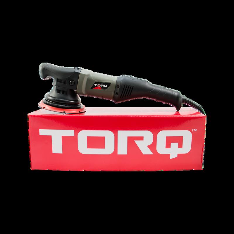 TORQ 220D Random Orbital Car Polisher 220V (Europe/asia) - Chemical Guys