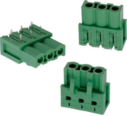 Wurth Elektronik , WR-TBL, 3095, 3 Way, 1 Row, Horizontal PCB Header (200)