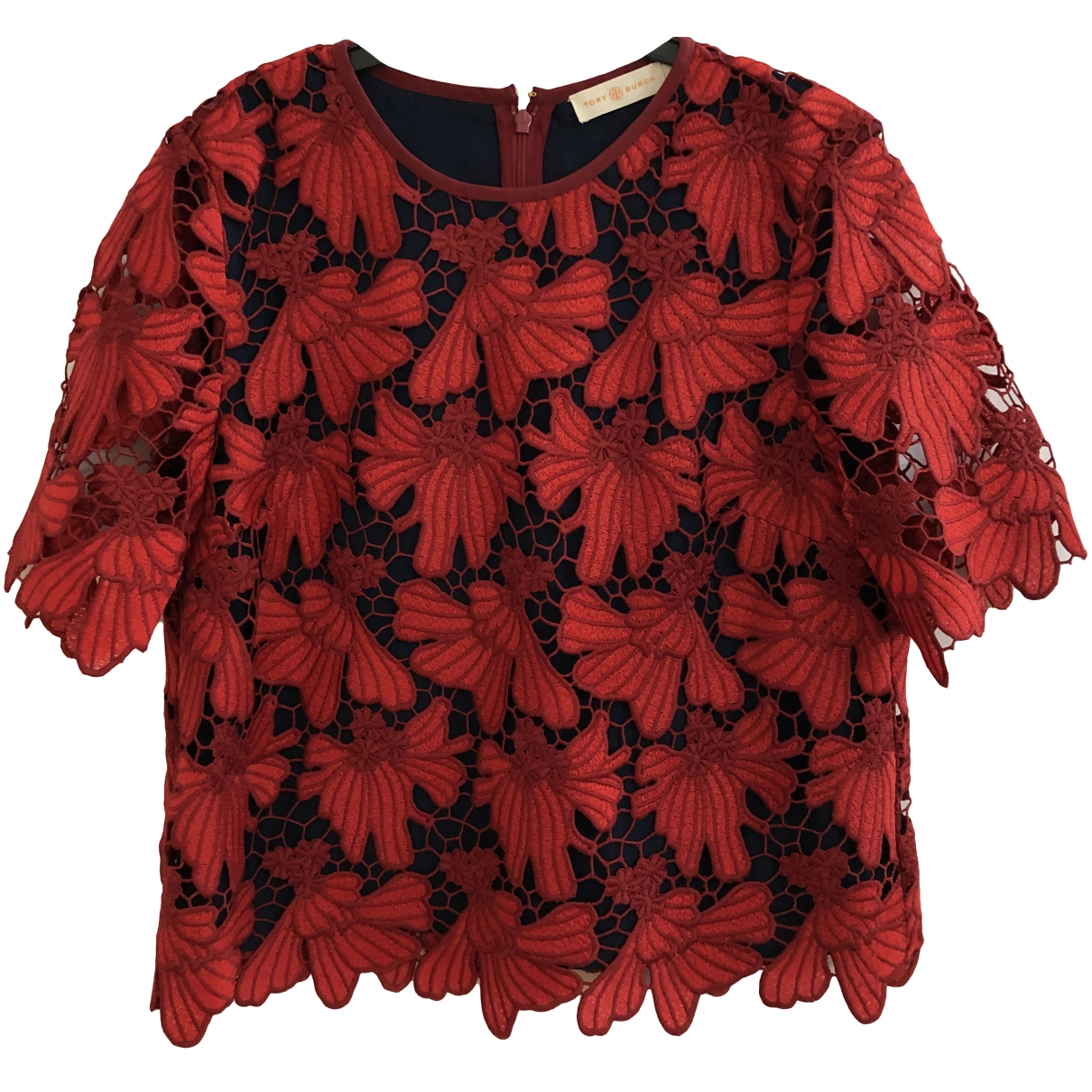 Tory Burch \N Red  top for Women 6 US