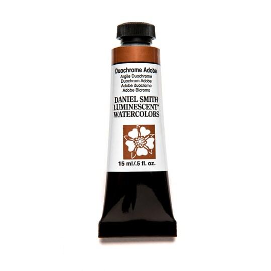 Daniel Smith Extra Fine™ Watercolor, 15 Ml Paint in Duochrome Adobe | Michaels®