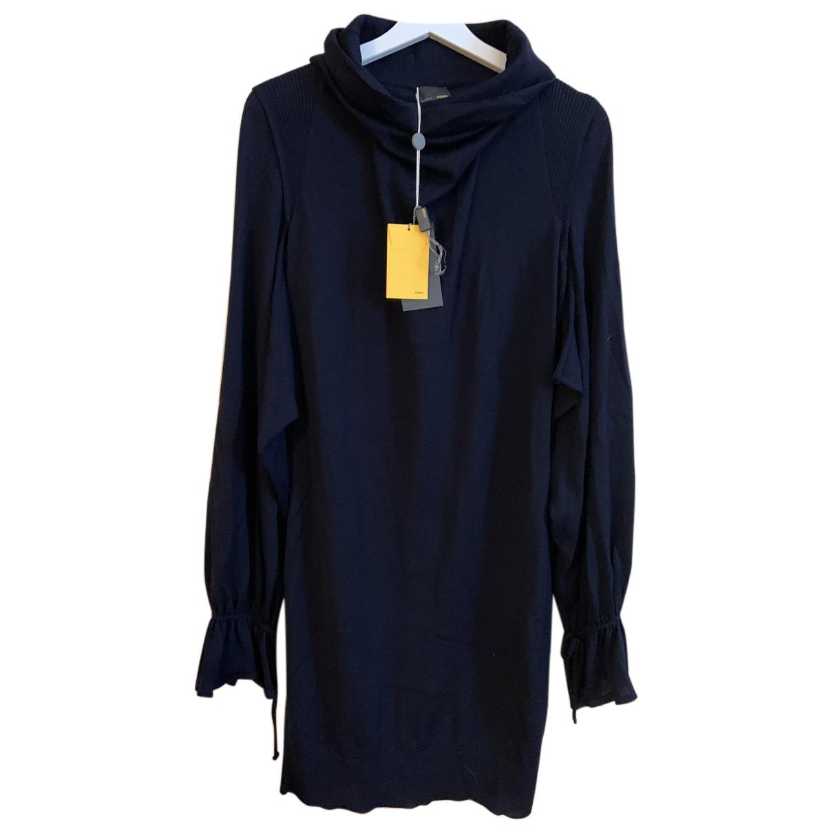 Fendi - Robe   pour femme en laine