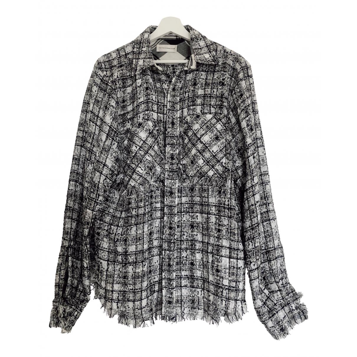 Camisa Tweed Faith Connexion