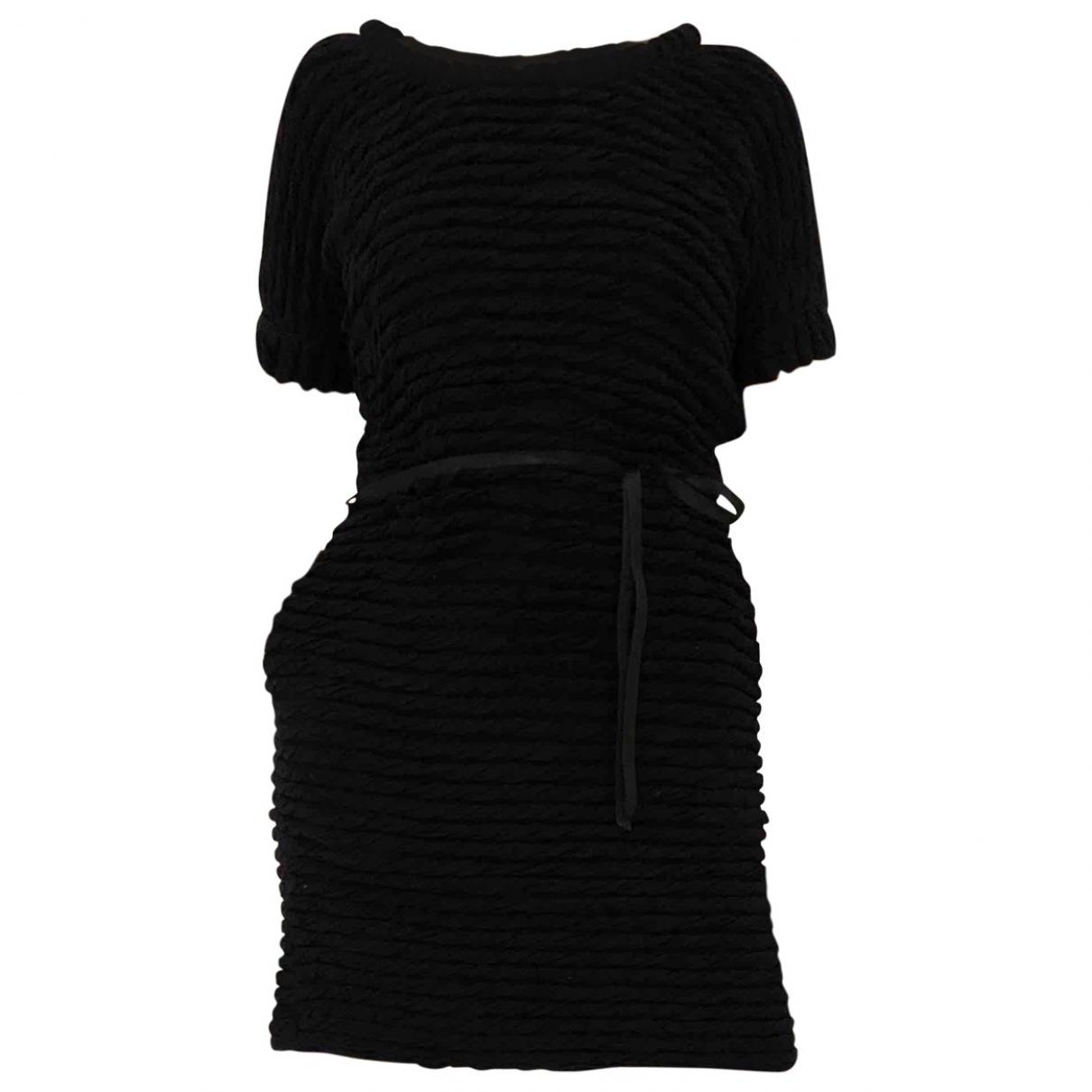Sea New York - Robe   pour femme en coton - elasthane - bleu