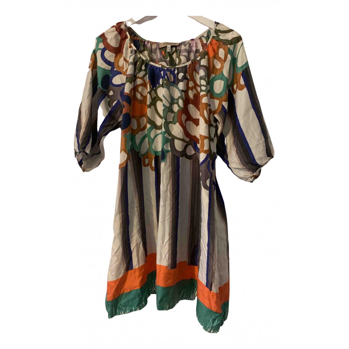 Mini vestido de Seda Chloe