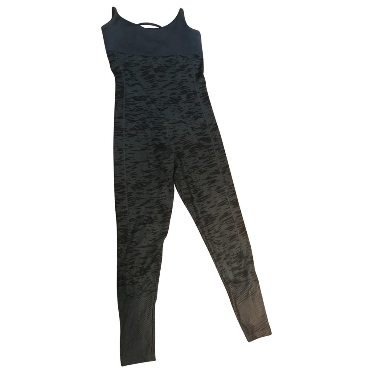 Adidas \N Jumpsuit in  Gruen Polyester