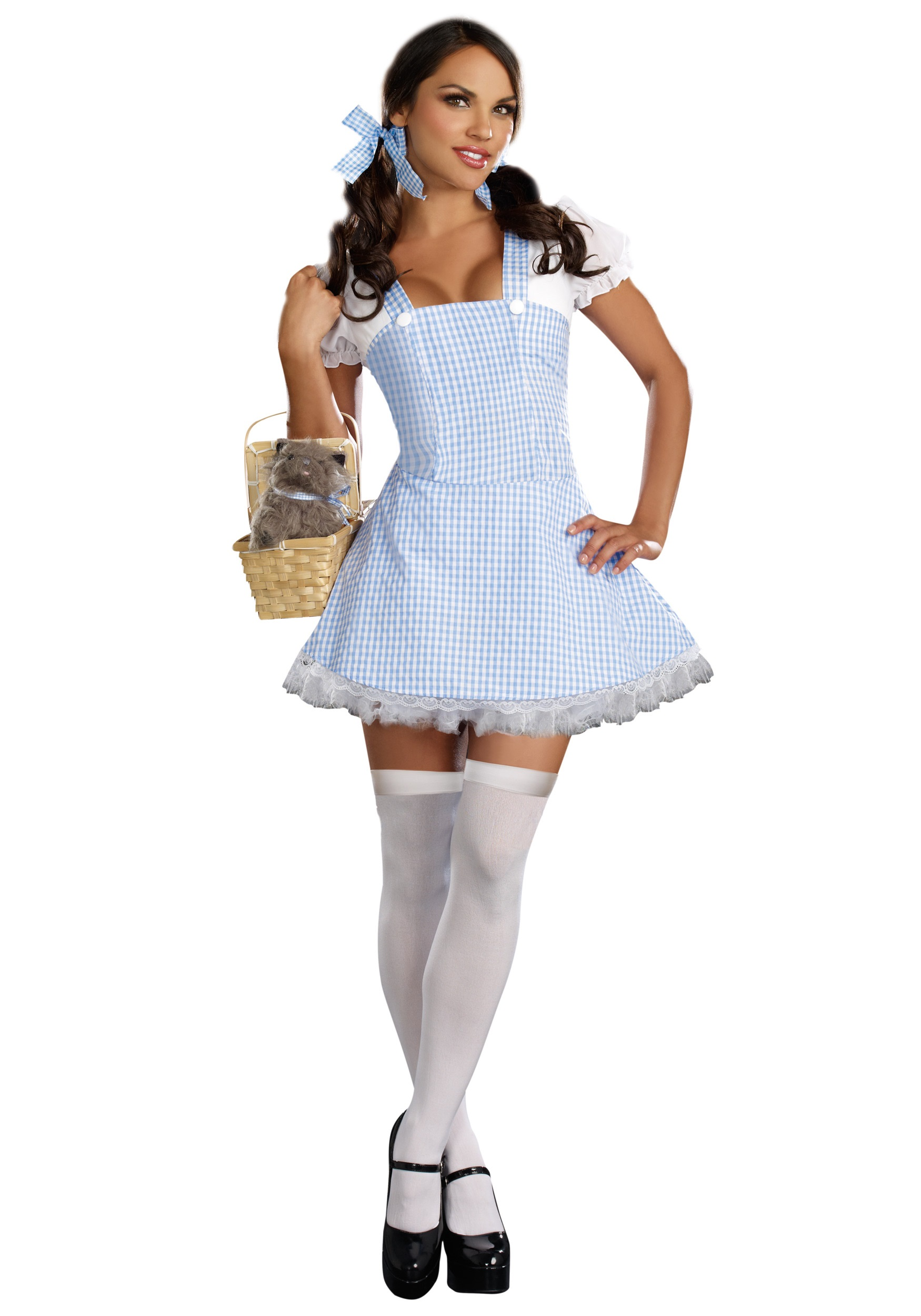 Blue Gingham Dress Costume   Sexy Country Dress   Sexy Costume