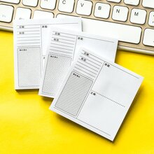 1pack Square Sticky Note