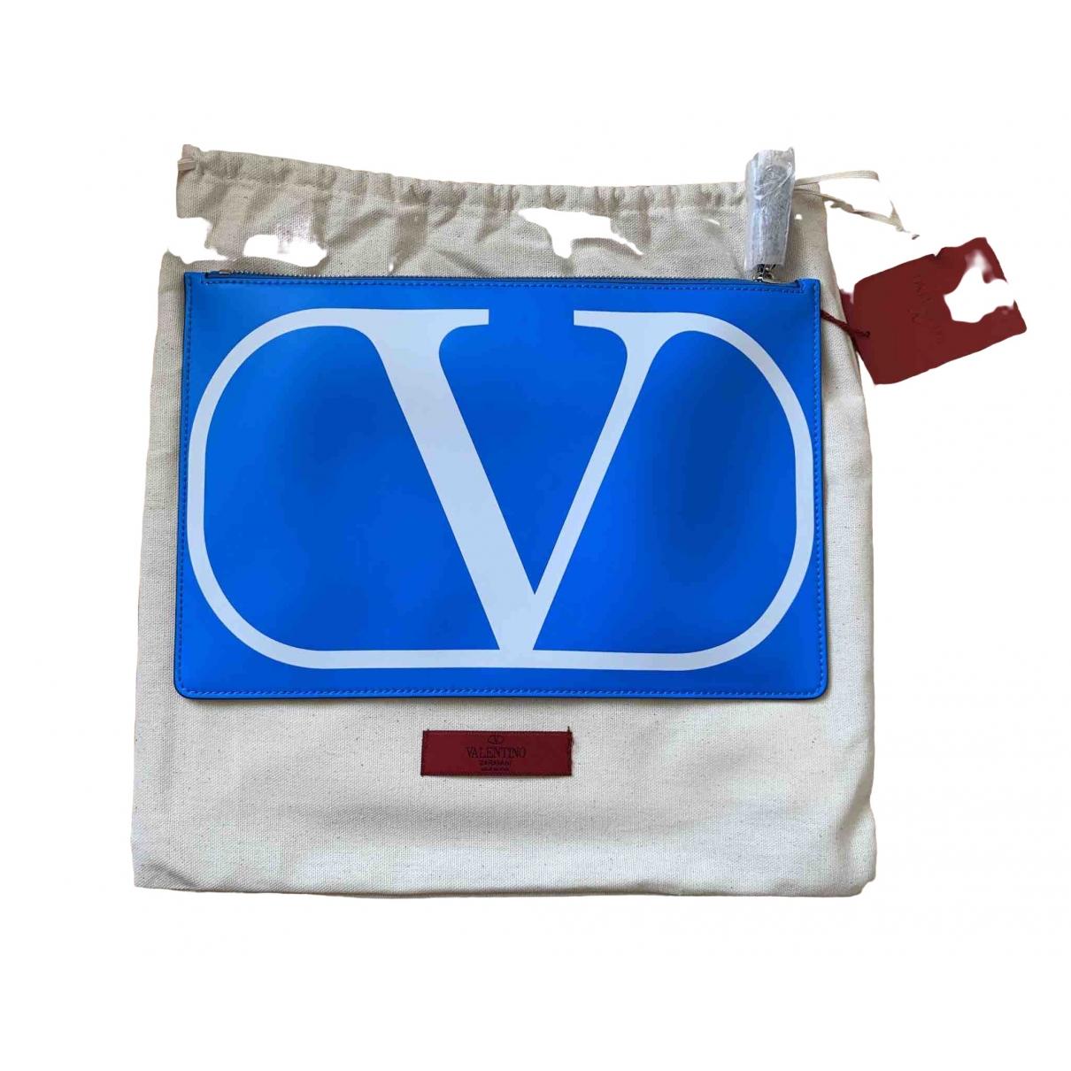 Pochette Vring de Cuero Valentino Garavani