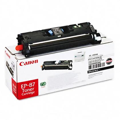 Canon EP87 7433A005AA cartouche de toner originale noire