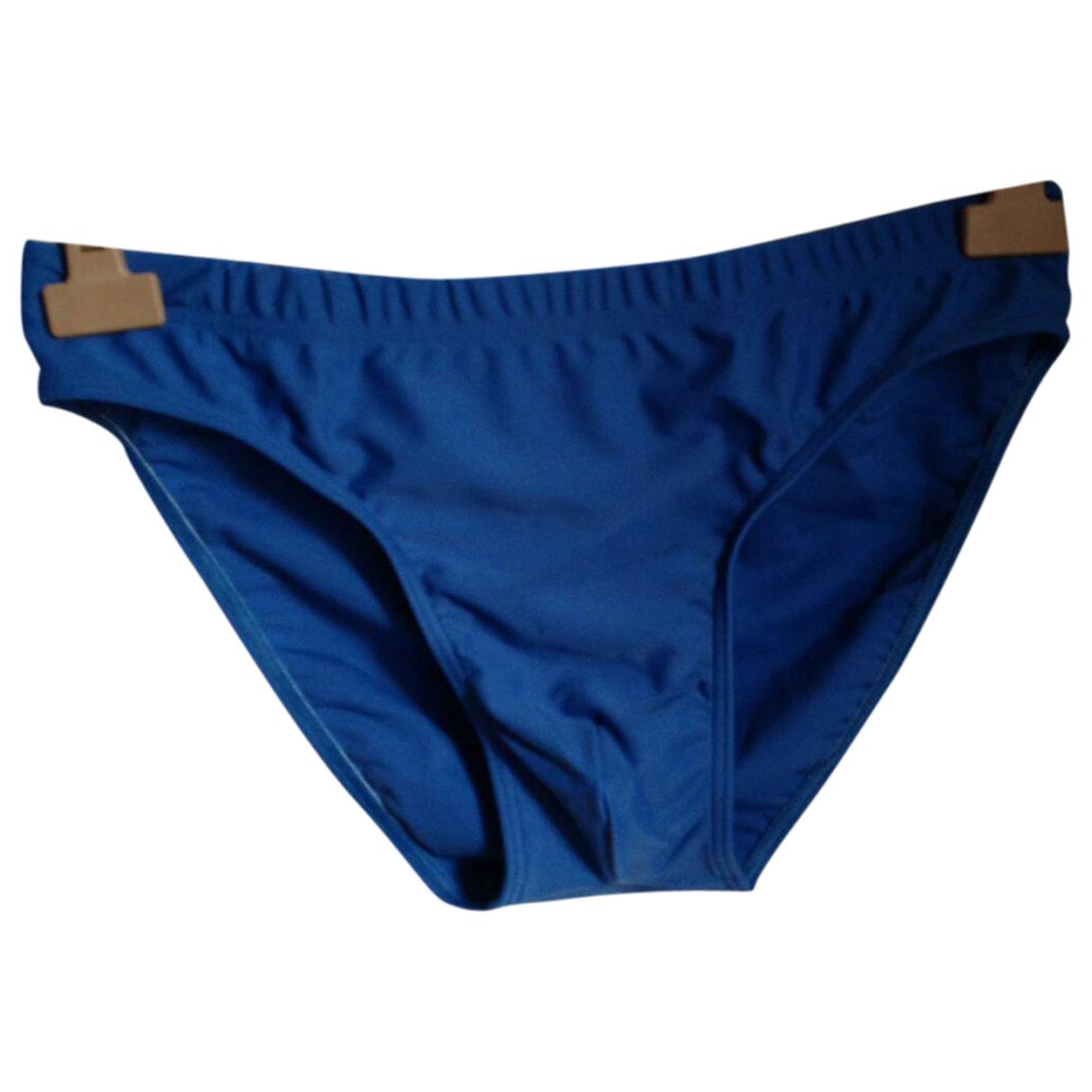 Moschino - Bain   pour homme - bleu