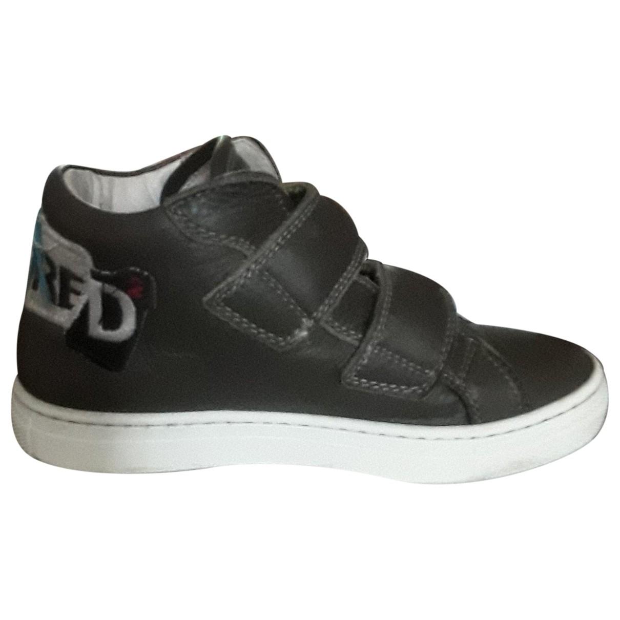 Dsquared2 \N Sneakers in Leder