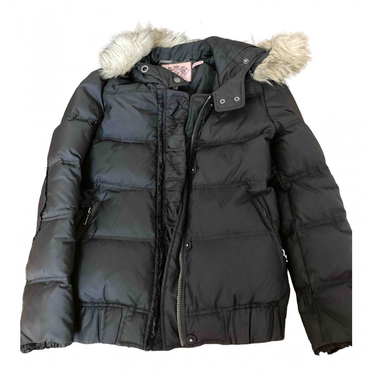 Juicy Couture - Manteau   pour femme - noir