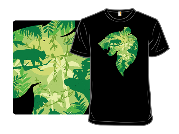 Law Of The Jungle T Shirt