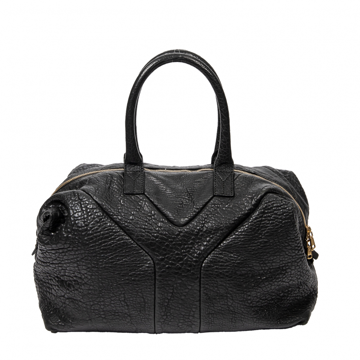 Bolso Easy de Cuero Yves Saint Laurent