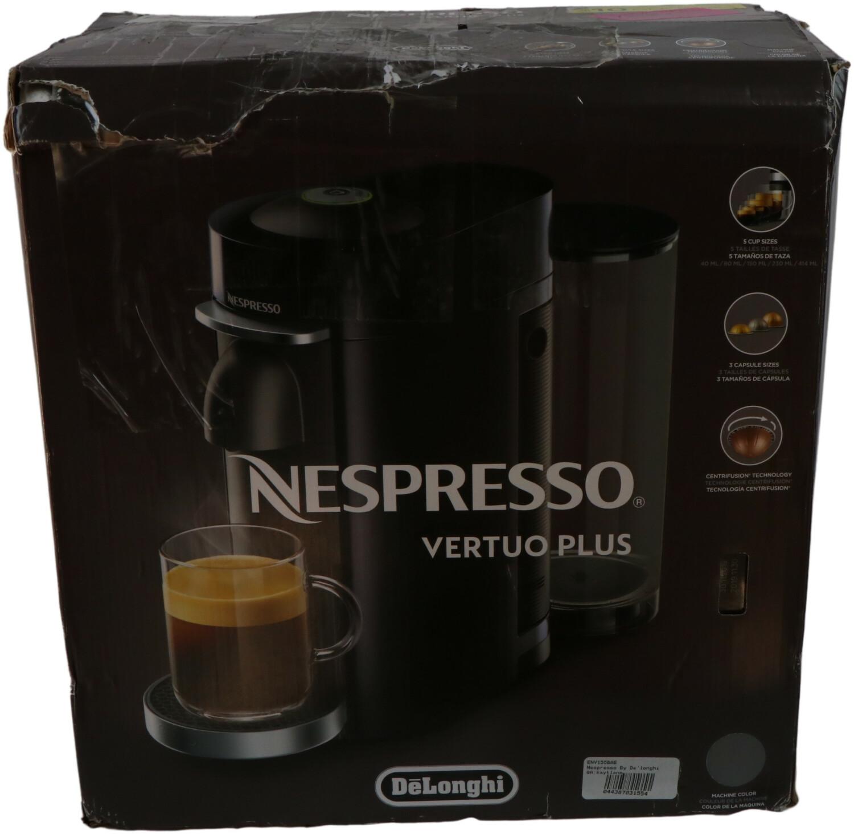 Nespresso By De'longhi Vertuo Plus Coffee Maker ENV155BAE